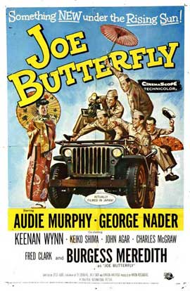 Joe Butterfly - 11 x 17 Movie Poster - Style A