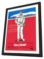 Joe Hill - 11 x 17 Movie Poster - Style A - in Deluxe Wood Frame