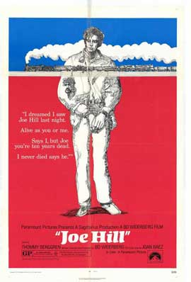 Joe Hill - 27 x 40 Movie Poster - Style A