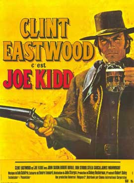 Joe Kidd - 11 x 17 Movie Poster - French Style A