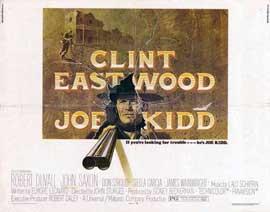 Joe Kidd - 11 x 14 Movie Poster - Style A