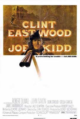 Joe Kidd - 27 x 40 Movie Poster - Style A