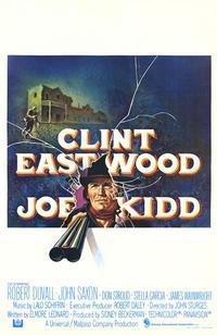 Joe Kidd - 11 x 17 Movie Poster - Belgian Style A