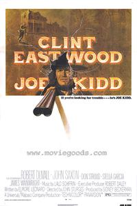 Joe Kidd - 43 x 62 Movie Poster - Bus Shelter Style A
