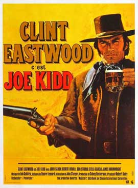 Joe Kidd - 27 x 40 Movie Poster - French Style A