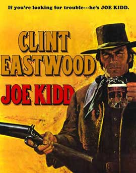 Joe Kidd - 11 x 17 Movie Poster - Style B
