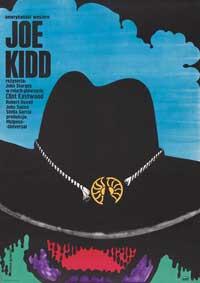Joe Kidd - 27 x 40 Movie Poster - Polish Style A