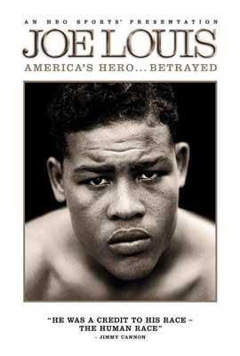 Joe Louis: America's Hero... Betrayed - 27 x 40 Movie Poster - Style A