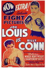 Joe Louis vs. Billy Conn - 27 x 40 Movie Poster - Style A