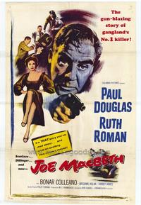 Joe Macbeth - 27 x 40 Movie Poster - Style A