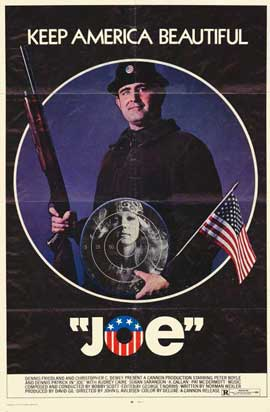 Joe - 11 x 17 Movie Poster - Style A