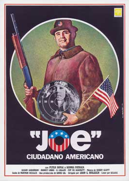 Joe - 27 x 40 Movie Poster - Spanish Style A