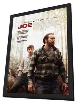 Joe - 27 x 40 Movie Poster - Style A - in Deluxe Wood Frame