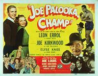 Joe Palooka, Champ - 11 x 14 Movie Poster - Style C