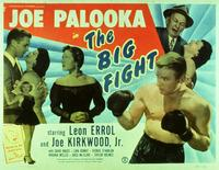 Joe Palooka in the Big Fight - 11 x 14 Movie Poster - Style A