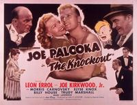 Joe Palooka in the Knockout - 11 x 14 Movie Poster - Style B