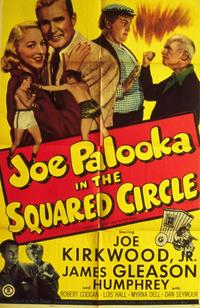 Joe Palooka In the Squared Circle - 11 x 14 Movie Poster - Style A