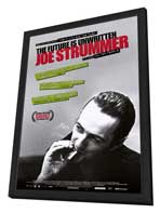 Joe Strummer: The Future is Unwritten - 27 x 40 Movie Poster - Style A - in Deluxe Wood Frame