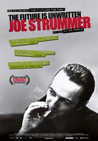 Joe Strummer: The Future is Unwritten - 43 x 62 Movie Poster - Bus Shelter Style A
