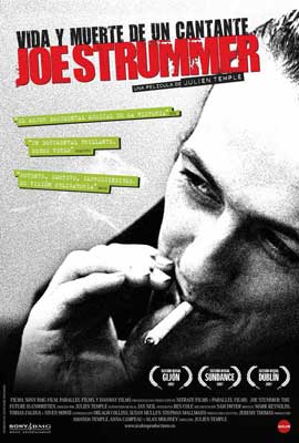 Joe Strummer: The Future is Unwritten - 27 x 40 Movie Poster - Spanish Style A