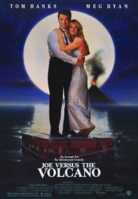 Joe Versus The Volcano - 43 x 62 Movie Poster - Bus Shelter Style A