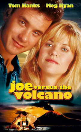 Joe Versus The Volcano - 11 x 17 Movie Poster - Style B