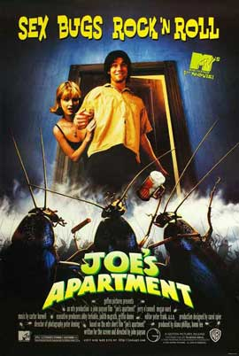 Joe's Apartment - 11 x 17 Movie Poster - Style A