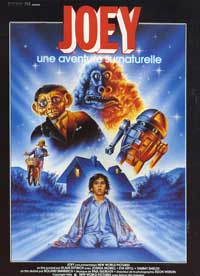 Joey - 11 x 17 Movie Poster - French Style A