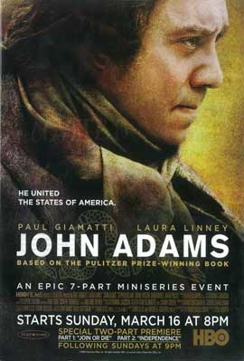 John Adams - 11 x 17 TV Poster - Style A