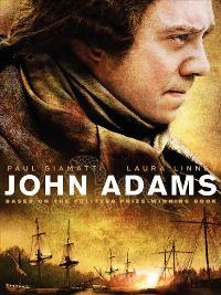 John Adams - 11 x 17 Movie Poster - Style A