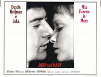John and Mary - 11 x 14 Movie Poster - Style A