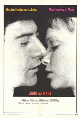 John and Mary - 11 x 17 Movie Poster - Style A