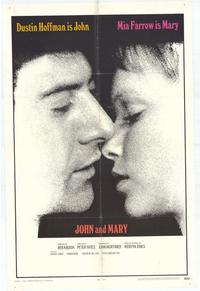 John and Mary - 27 x 40 Movie Poster - Style A