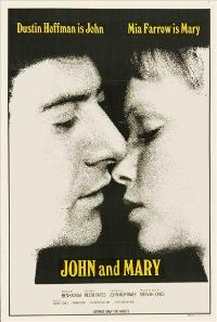 John and Mary - 27 x 40 Movie Poster - Australian Style A