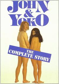 John and Yoko: A Love Story - 11 x 17 Movie Poster - German Style A
