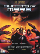 John Carpenter's Ghosts of Mars - 11 x 17 Movie Poster - UK Style A