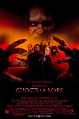 John Carpenter's Ghosts of Mars - 11 x 17 Movie Poster - Style A