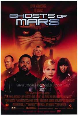 John Carpenter's Ghosts of Mars - 11 x 17 Movie Poster - Style B