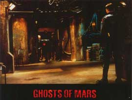 John Carpenter's Ghosts of Mars - 11 x 14 Poster French Style A