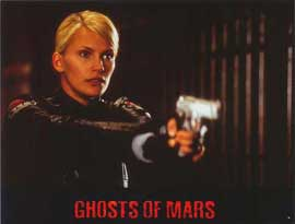 John Carpenter's Ghosts of Mars - 11 x 14 Poster French Style C