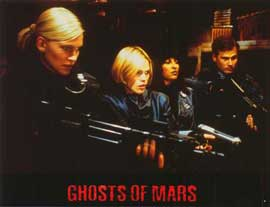 John Carpenter's Ghosts of Mars - 11 x 14 Poster French Style E