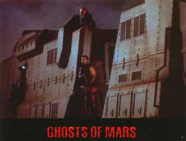 John Carpenter's Ghosts of Mars - 11 x 14 Poster French Style F