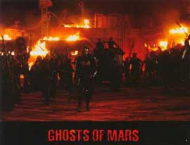 John Carpenter's Ghosts of Mars - 11 x 14 Poster French Style H