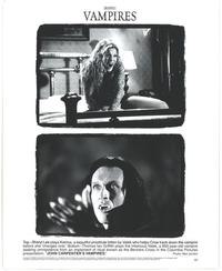 John Carpenter's Vampires - 8 x 10 B&W Photo #1