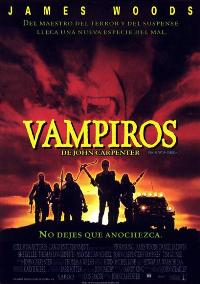 John Carpenter's Vampires - 11 x 17 Movie Poster - Spanish Style A