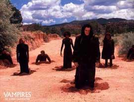 John Carpenter's Vampires - 11 x 14 Movie Poster - Style D