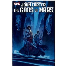 John Carter - The Gods of Mars Graphic Novel