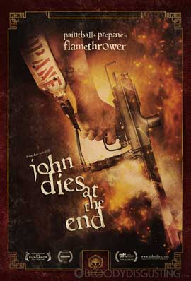 John Dies at the End - 11 x 17 Movie Poster - Style A