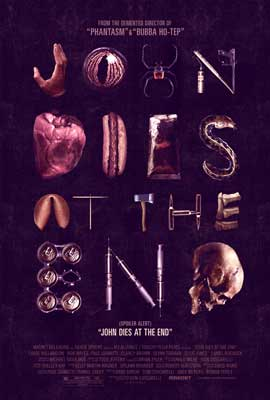 John Dies at the End - 11 x 17 Movie Poster - Style B