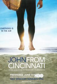 John From Cincinnati (TV) - 11 x 17 TV Poster - Style A
